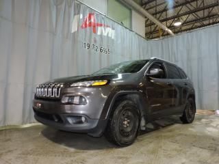 Used 2015 Jeep Cherokee North 4x4 Mags Gar for sale in Rouyn-Noranda, QC