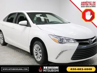Used 2015 Toyota Camry LE,CRUISE,CAMERA for sale in Laval, QC