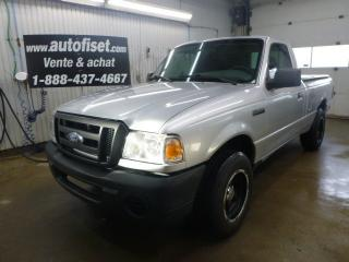 Used 2009 Ford Ranger XL for sale in St-Raymond, QC