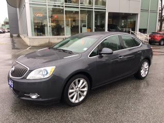 Used 2012 Buick Verano 4Dr Sedan 4PG69 for sale in Burnaby, BC