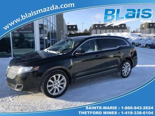 Used 2010 Lincoln MKT AWD for sale in Ste-Marie, QC