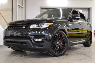 Used 2015 Land Rover Range Rover Sport V8 for sale in Laval, QC