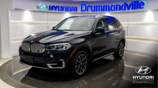 Used 2016 BMW X5 XDRIVE 35I + GARANTIE BMW + NAVI + TOIT for sale in Drummondville, QC