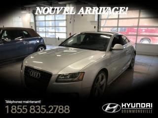 Used 2008 Audi A5 3.2L + S-LINE + GARANTIE + B&O+ MAGS + for sale in Drummondville, QC