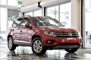Used 2016 Volkswagen Tiguan Trendline App for sale in Vaudreuil-Dorion, QC