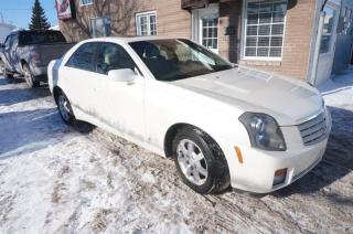 Used 2006 Cadillac CTS 4dr Sdn 3.6L for sale in Mascouche, QC
