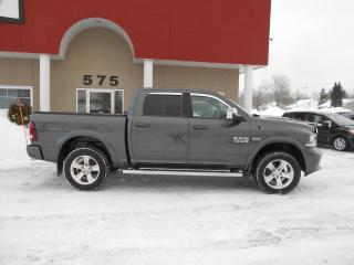 Used 2014 RAM 1500 SPORT CREW CAB 4X4 for sale in Lévis, QC
