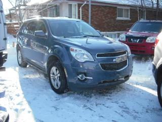Used 2011 Chevrolet Equinox Modèle 1LT à traction avant 4 portes for sale in Repentigny, QC