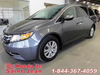 Used 2015 Honda Odyssey 4dr Wgn EX 8 Passagers for sale in St-Jean-Sur-Richelieu, QC