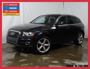 Used 2012 Audi Q5 2.0t Premium+s for sale in Drummondville, QC