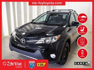 Used 2013 Toyota RAV4 Ltd Cuir for sale in Québec, QC