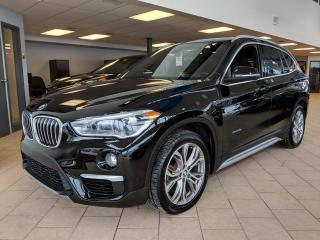 Used 2016 BMW X1 xDrive28i Toit Panoramique Cuir for sale in Pointe-Aux-Trembles, QC