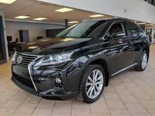 Used 2015 Lexus RX 350 AWD Premium Cuir Toit Mags for sale in Pointe-Aux-Trembles, QC