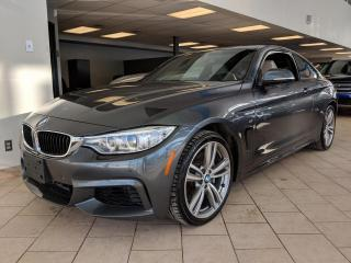 Used 2014 BMW 4 Series 435i xDrive M Sport GPS Toit ouvrant for sale in Pointe-Aux-Trembles, QC