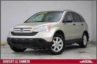 Used 2008 Honda CR-V EX AWD TOIT for sale in Montréal, QC