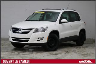 Used 2011 Volkswagen Tiguan 2.0 Tsi Highline Awd for sale in Montréal, QC