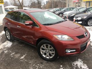 Used 2009 Mazda CX-7 GT/ AWD/ NAVI/ R. CAM/ LEATHER/ SUNROOF! for sale in Scarborough, ON
