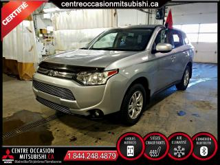 Used 2014 Mitsubishi Outlander ES AWC/AWD 1 SEUL PROPRIÉTAIRE for sale in Blainville, QC