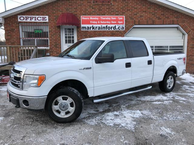 2014 Ford F-150 XLT Super Crew 4x4 5.0 Litre V8 6.5' Box