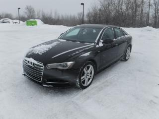 Used 2016 Audi A6 for sale in Cornwall, ON