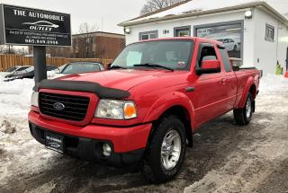 Used 2008 Ford Ranger SPORT SuperCab 126
