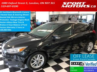 Used 2015 Ford Focus SE Hatchback+Bluetooth+Camera+Heated Seats+Steerin for sale in London, ON