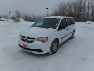 Used 2016 Dodge Grand Caravan CANADA VALUE PACKAGE for sale in Cornwall, ON