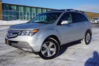 Used 2008 Acura MDX Elite - 1 Owner / No Accidents / Certified for sale in Etobicoke, ON