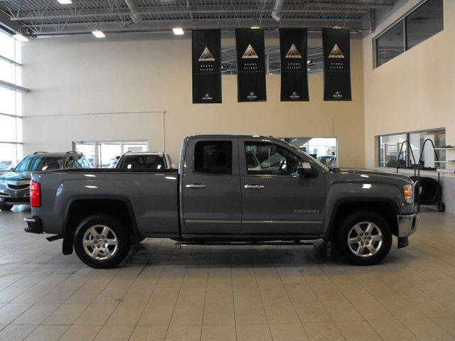 Gmc Red Deer >> Used 2015 Gmc Sierra 1500 Slt 4x4 Double Cab Navigation For