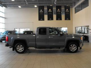 Used 2015 GMC Sierra 1500 SLT 4X4 Double Cab Navigation for sale in Red Deer, AB