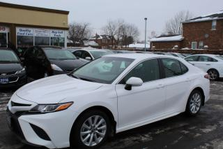 Used 2018 Toyota Camry SE Leather Alloy for sale in Brampton, ON