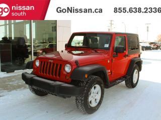 Used 2008 Jeep Wrangler X for sale in Edmonton, AB