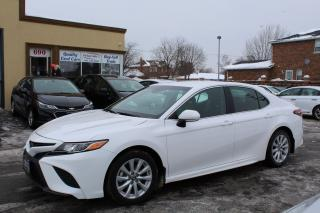Used 2018 Toyota Camry SE LEATHER ALLOY WHEELS for sale in Brampton, ON