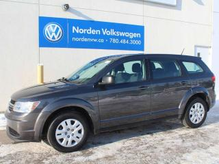 Used 2015 Dodge Journey Canada Value Pkg for sale in Edmonton, AB