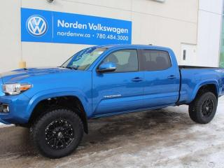 Used 2017 Toyota Tacoma SR5 4x4 Double Cab 140.6 in. WB for sale in Edmonton, AB