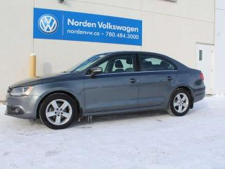 Used 2014 Volkswagen Jetta Sedan 2.0 TDI COMFORTLINE M/T - SUNROOF / HEATED SEATS / VW CERTIFIED for sale in Edmonton, AB