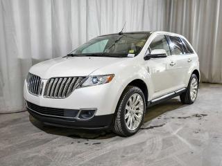 Used 2015 Lincoln MKX LIMITED EDITION PACKAGE | NAVIGATION | PANORAMIC VISTA ROOF | SIGHT & SOUND PACKAGE for sale in Red Deer, AB