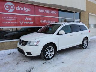 Used 2013 Dodge Journey RT AWD / Back Up Camera for sale in Edmonton, AB