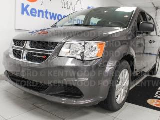 Used 2018 Dodge Grand Caravan Canada Value Pkg for sale in Edmonton, AB