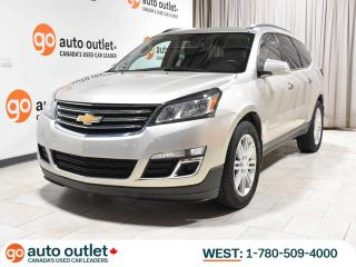 Used 2013 Chevrolet Traverse 1LT AWD; DUAL SUNROOF, 8 PASSENGER, HEATED SEATS, BACKUP CAMERA for sale in Edmonton, AB