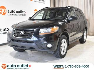 Used 2011 Hyundai Santa Fe GL Sport V6; Leather, Sunroof for sale in Edmonton, AB