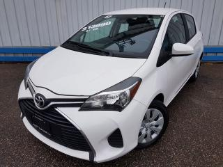 Used 2017 Toyota Yaris LE *AUTOMATIC* for sale in Kitchener, ON
