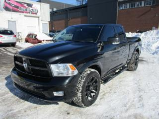 Used 2010 Dodge Ram 1500 TRX~LOW MILEAGE~EXTRA CLEAN~CERTIFIED for sale in Toronto, ON