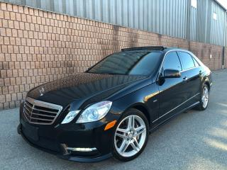 Used 2012 Mercedes-Benz E-Class ***SOLD*** for sale in Toronto, ON