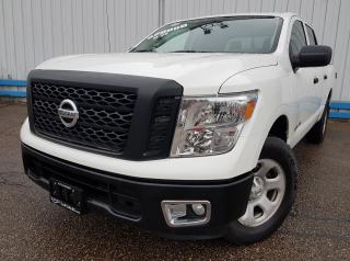 Used 2017 Nissan Titan S Crew Cab 4x4 for sale in Kitchener, ON