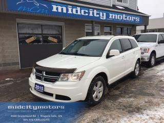 Used 2015 Dodge Journey SE Plus/ Seating for up to 7! for sale in Niagara Falls, ON