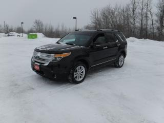 Used 2011 Ford Explorer XLT for sale in Cornwall, ON