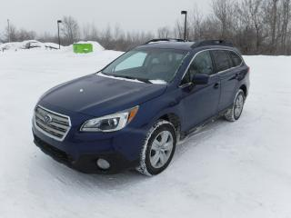 Used 2015 Subaru Outback 2.5i for sale in Cornwall, ON