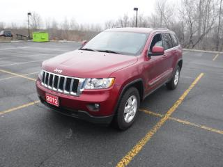 Used 2012 Jeep Grand Cherokee Laredo for sale in Cornwall, ON