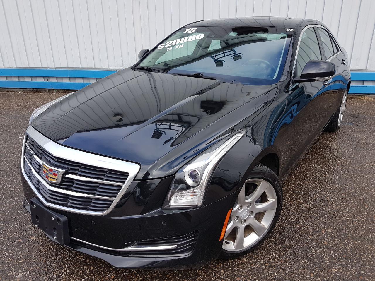 2015 Cadillac ATS 2.0T AWD *NAVIGATION*